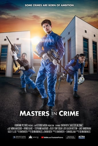 Masters in Crime Movie Poster