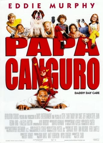 Poster of Papá Canguro