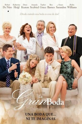 Poster of La gran boda