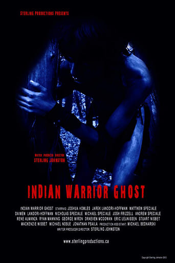 Poster of Indian Warrior Ghost