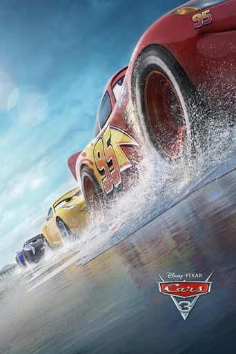 Poster of Cars 3 fragman