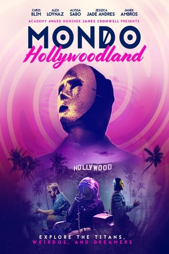 Poster of Mondo Hollywoodland