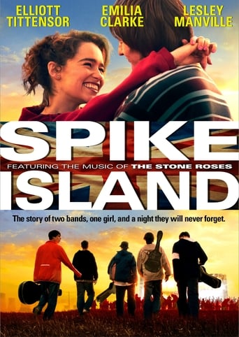 Poster of Spike Island