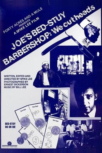 Joe's Bed-Stuy Barbershop: We Cut Heads (1983)