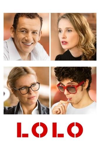 Filmplakat von Lolo - Drei ist einer zu viel