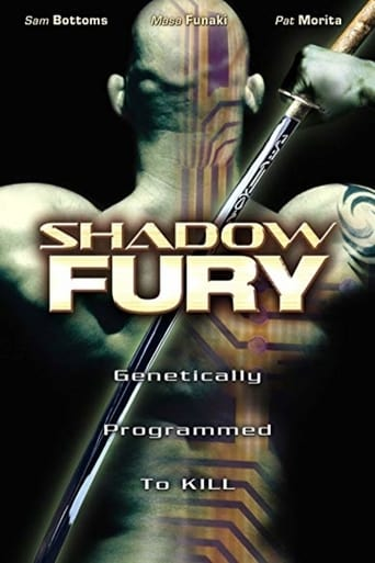 Poster of Shadow Fury