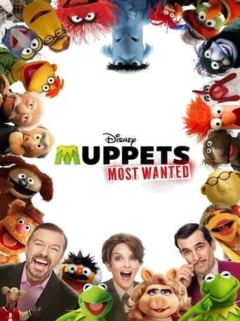 Poster of Muppets Most Wanted