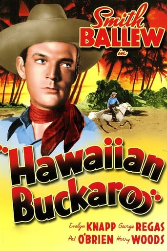 Poster of Hawaiian Buckaroo