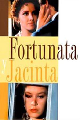 Poster of Fortunata y Jacinta