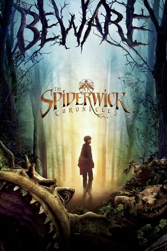 Poster of The Spiderwick Chronicles