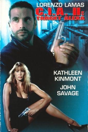 CIA II: Target Alexa (1993) - poster