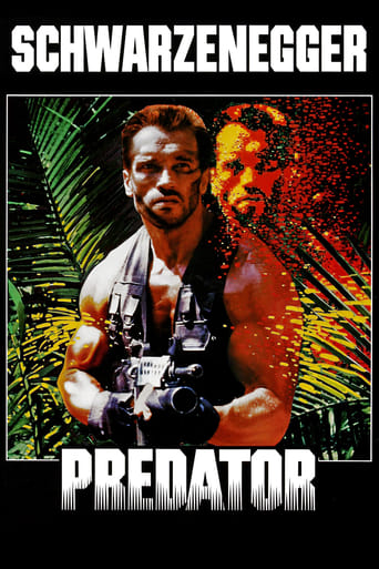 Poster Predator