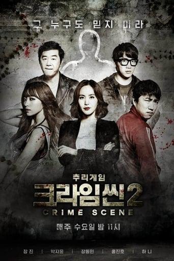 Crime Scene Movie Poster