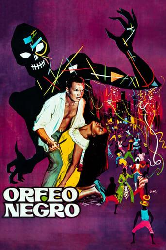 Orfeu do Carnaval - Poster