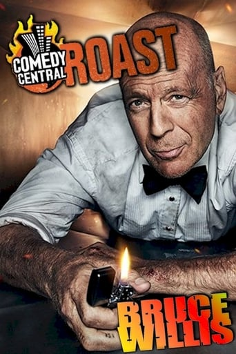 Poster of Comedy Central Roast of Bruce Willis