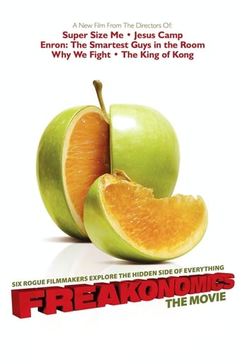 Poster of Freakonomics