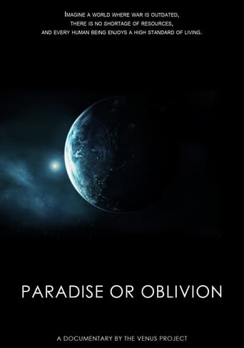 Poster of Paradise or Oblivion