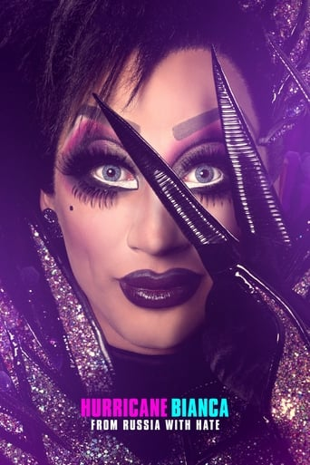 Poster of Hurricane Bianca: From Russia with Hate