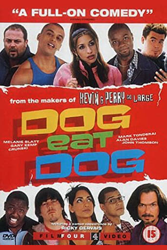Official movie poster for Dog Eat Dog (2001)