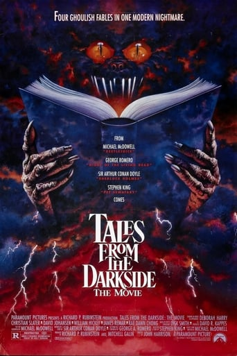 Poster of Tales from the Darkside: The Movie