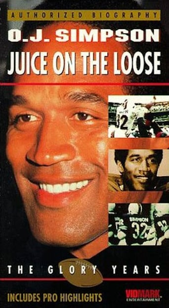 Poster of O.J. Simpson: Juice on the Loose