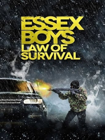Poster of Essex Boys: Law of Survival