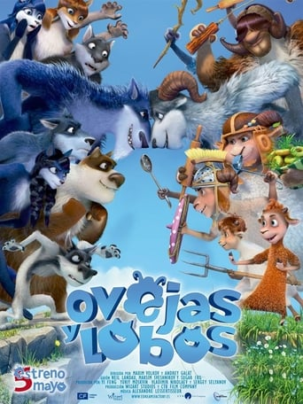Ovejas y lobos / Sheep and Wolves
