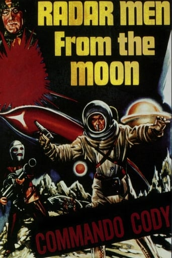Poster of Radar Men from the Moon