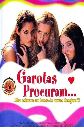 Garotas Procuram... - Poster