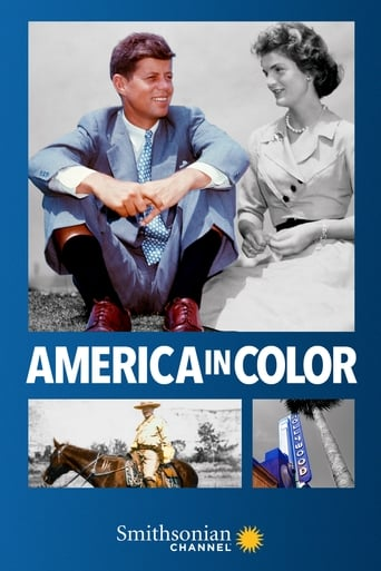 Poster of America in Color