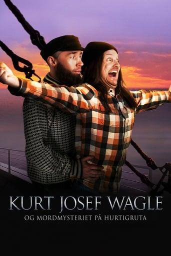 Poster of Kurt Josef Wagle og mordmysteriet på Hurtigruta