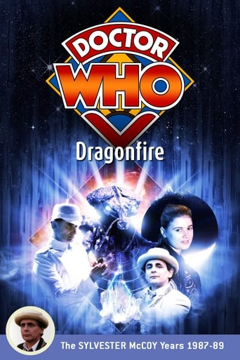 Poster of Doctor Who: Dragonfire