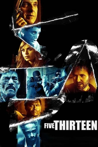 Poster of Five Thirteen