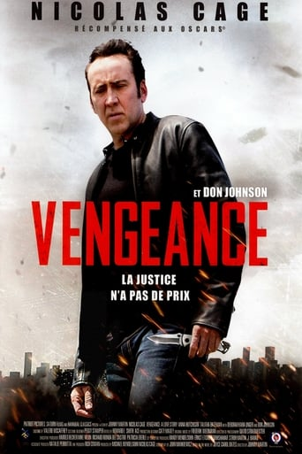 Poster of Vengeance A Love Story