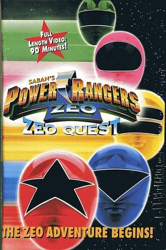 Watch Power Rangers Zeo: Zeo Quest Free Online Solarmovies