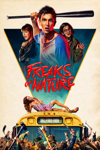 Poster of Freaks of Nature