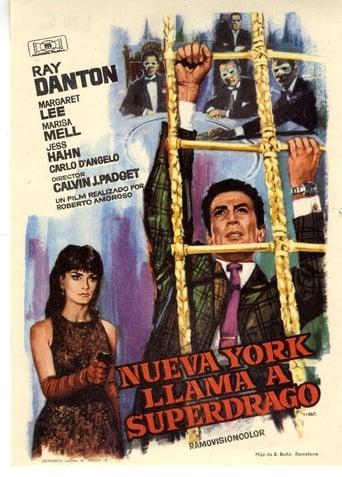 Poster of Secret Agent Super Dragon