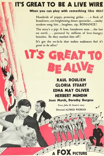 Poster of It's Great to Be Alive