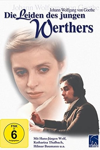 Poster of The Sorrows of Young Werther