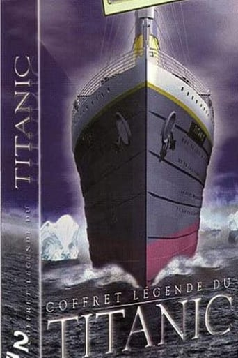 Poster of Titanic: Birth of a Legend