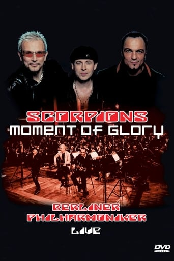 The Scorpions: Moment of Glory (Live with the Berlin Philharmonic Orchestra) - Poster