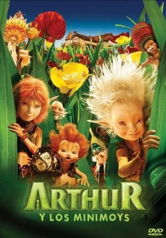 Poster of Arthur y los Minimoys