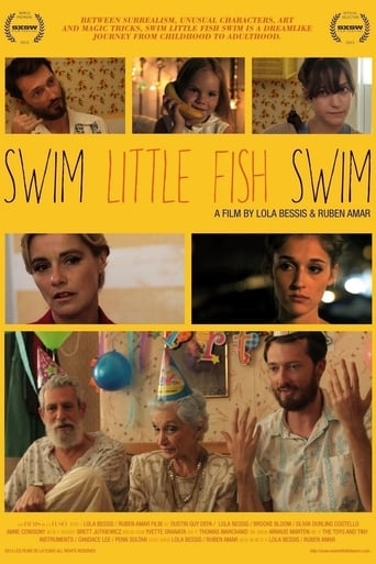 Poster of Swim Little Fish Swim