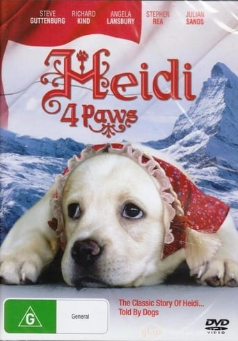 Poster of Heidi 4 Paws