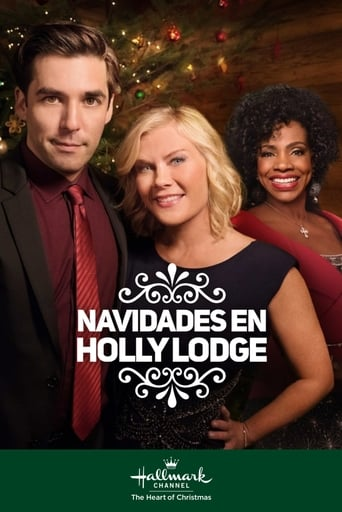 Poster of Navidades en Holly Lodge