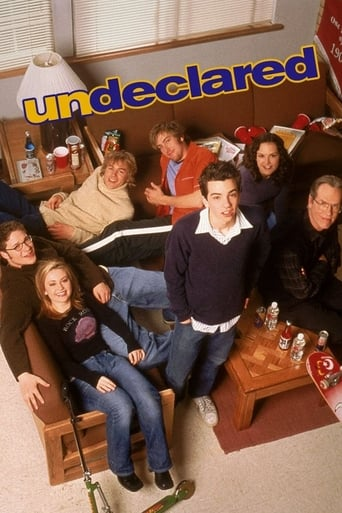 Poster of Undeclared