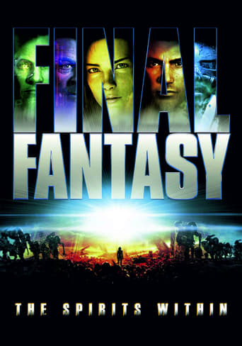 Final fantasy, les créatures de l'esprit  (Final Fantasy, the Spirits Within) stream complet