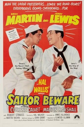 Poster of Sailor Beware