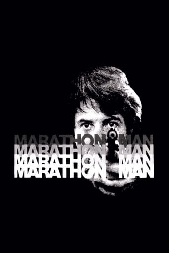 Official movie poster for Marathon Man (1976)