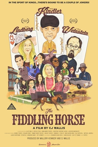 The Fiddling Horse Poster